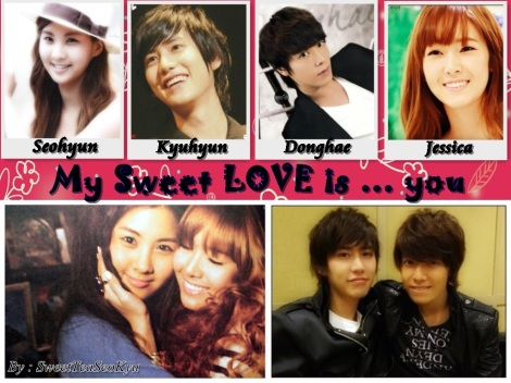 My Sweet Love is you cover