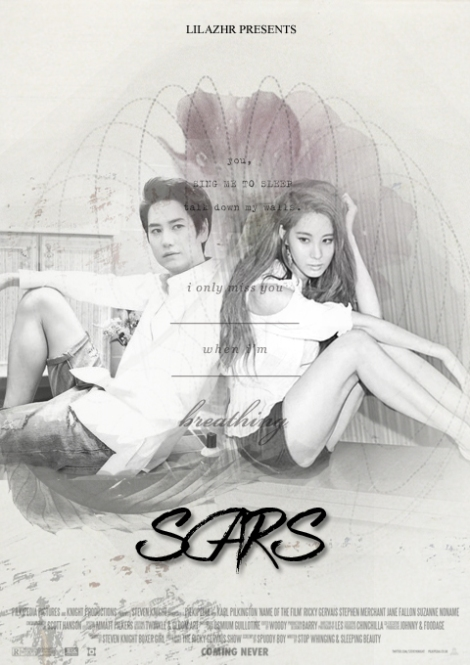 Scars' poster