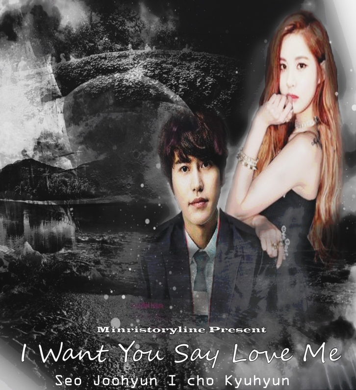 cover i want you say love me
